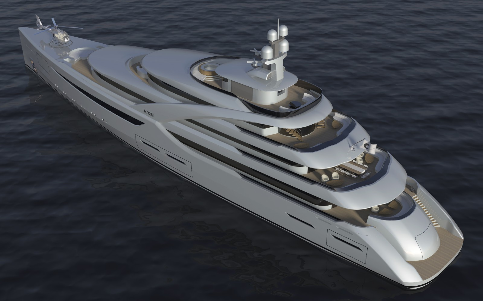 Icon Yachts 13