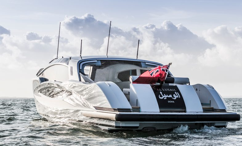 Al Lusail - Open Limo Tender 8